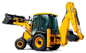 Backhoe application