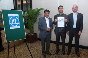 ZF Dealers Achievers Award 1