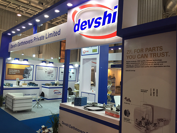 Devshi successfully participated in EXCON, 2015 at Bangalore, 2015