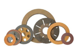 FRICTION DISKS AND BRAKE BANDS