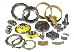 TRANSMISSION, FINAL DRIVES AND DRIVE LINE COMPONENTS