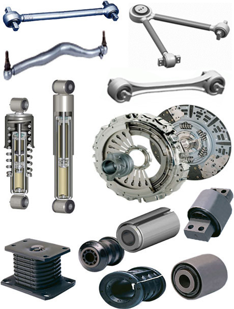 ZF Commodity Parts