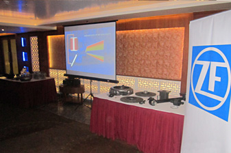 Training Seminar for ZF products 2