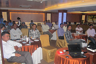 Training Seminar for ZF products 3