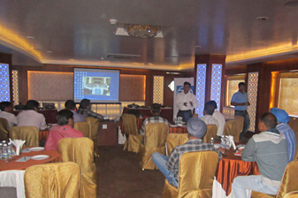 Training Seminar for ZF products, 2013