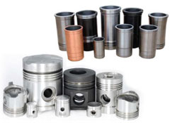 Cylinder Lines, Pistons, Pistons Pins, Pistons Rings