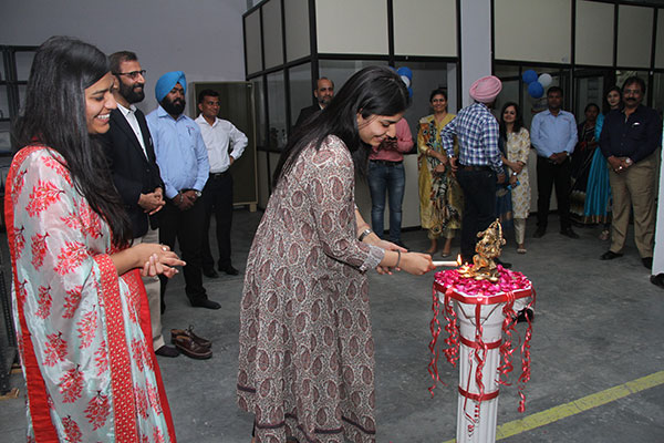 Opening of Central Warehouse at Nagpur