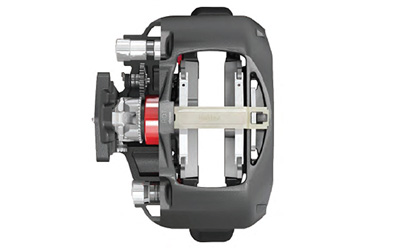 Air Disc Brake Modult