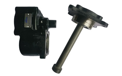 PTO with Mounting Kit